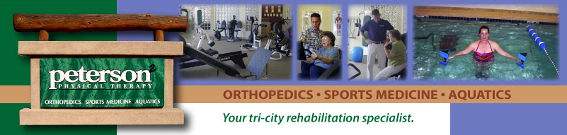 peterson physical therapy services